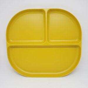 plato-dividido-niño-amarillo