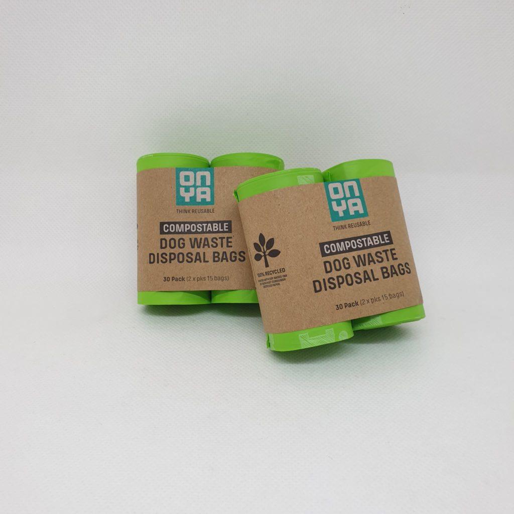 Pack de 2: Bolsas Deshechos de Perros