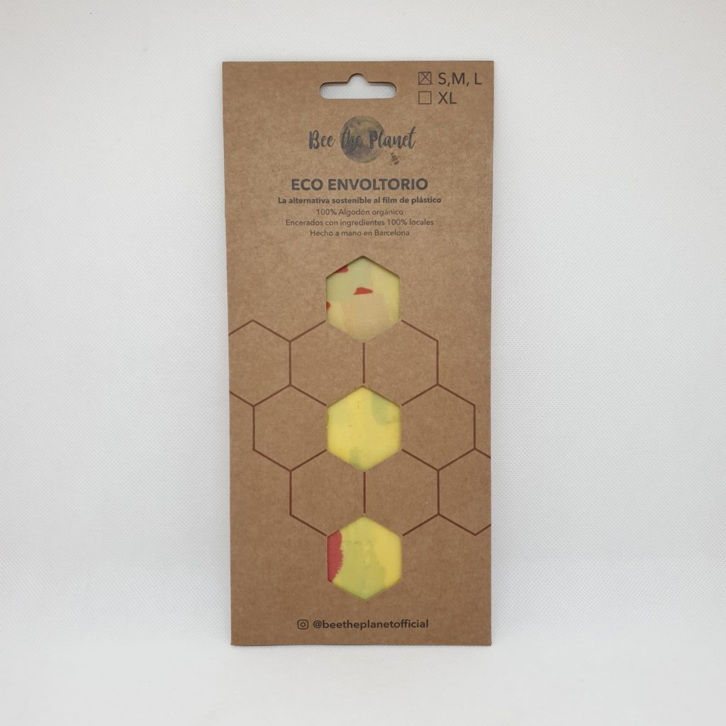 Bee the Planet Wax Wrap – Pack 3 | Colors