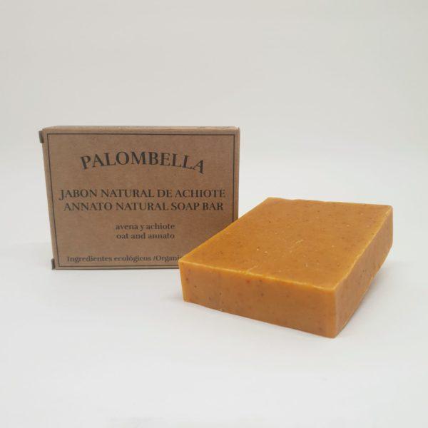 Jabón de achiote - Palombella